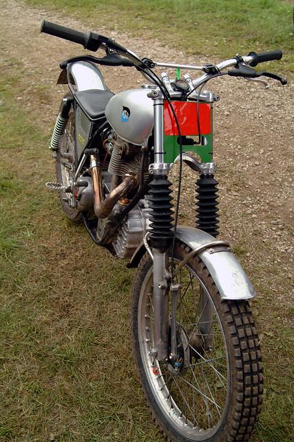 NSU Vintage Classic Trial Sport (c) 2005 Бернхард Эггер :: ru-moto images 432