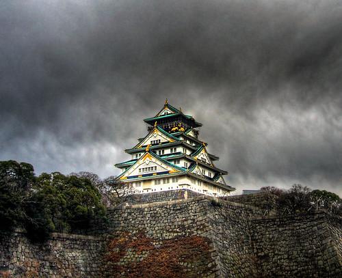Ozakajō Osaka castle | by JoopDorresteijn