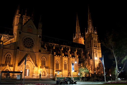 Saint Mary's Cathedral | by philotes