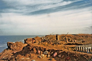 Mårup Kirke Graveyard 2004