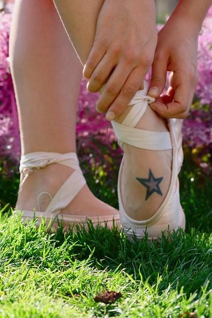 Estrella de Bailarina