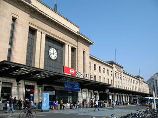 Gare de Genève-Cornavin   by MPD01605