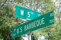 B's Barbeque Road | by Rob Bellinger