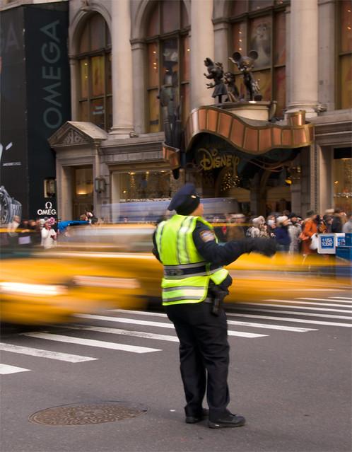 Traffic Cop - Holiday Season