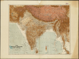 The Indian Empire and Ceylon
