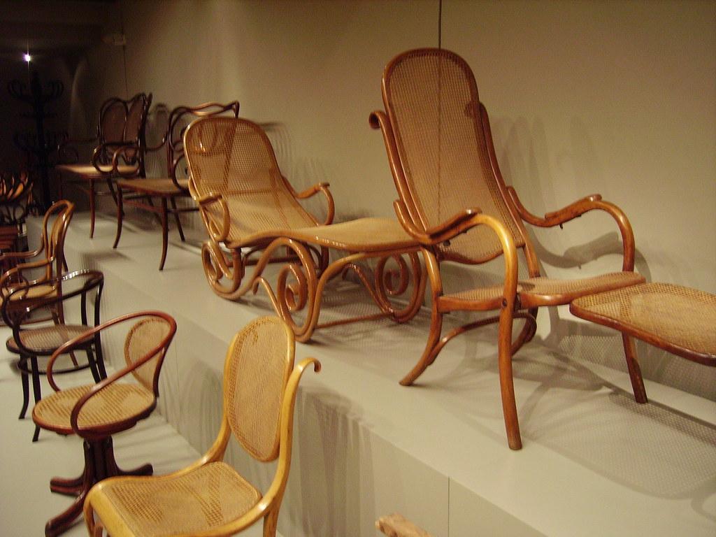 paris orsay thonet chairs