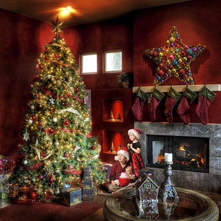 A Neo-Rockwellian Christmas | by Trey Ratcliff