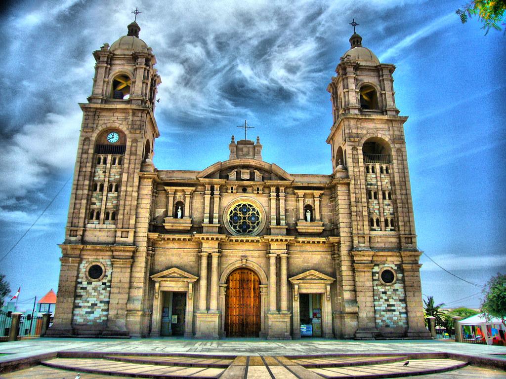 Resultado de imagen para catedral de tacna