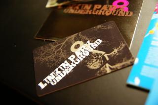 LPU 8 member's card | by sotarok