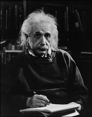 Albert Einstein | by Sean Loosier