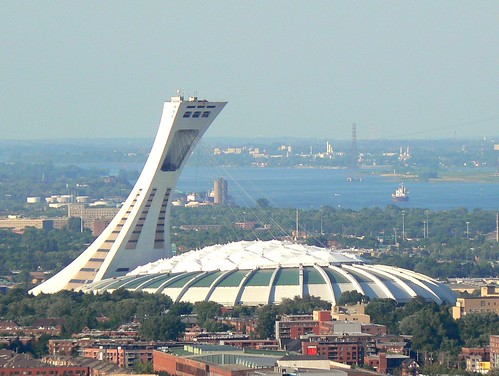 Montreal Olympic Stadium and Tower, Canada | by phototouring