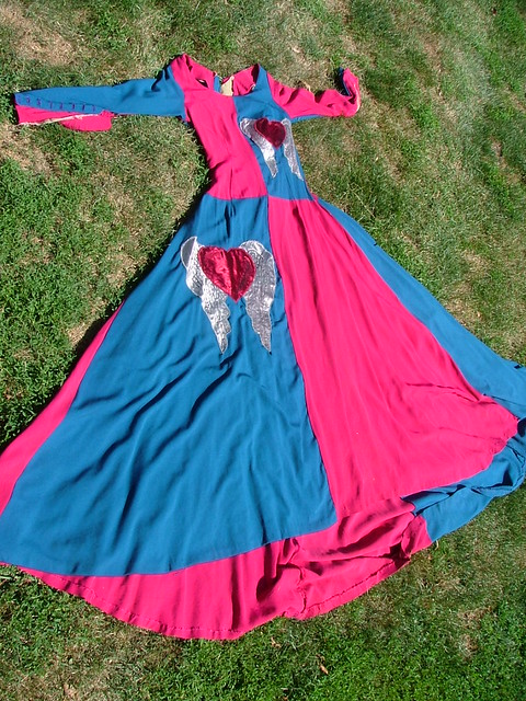 Medieval cotehardie dress | crimsongriffin28 | Flickr