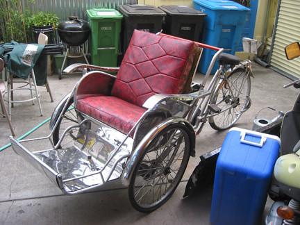 pedicab