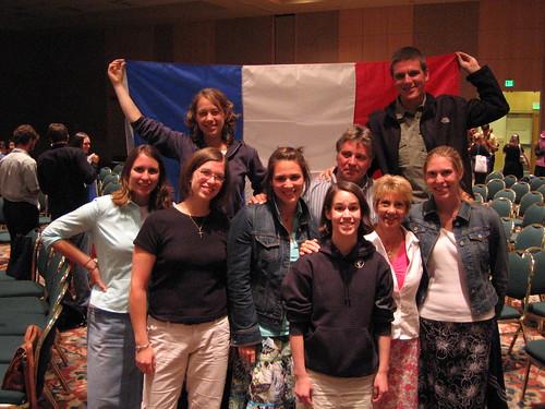 France STINTers