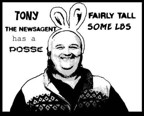 tony has a posse