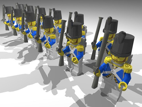 The Fifth Bearded Infantry
