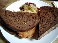 Chicken Schnitzelsandwich