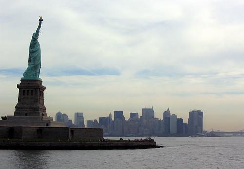 Lady Liberty   by Stewsnews