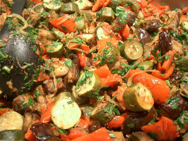 Ratatouille | A wonderful medley of vegetables. | Alpha | Flickr