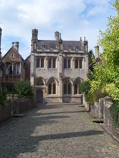 Wells Cathedral: Vicars' Close | by Nick in exsilio