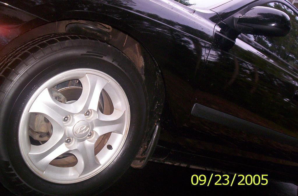 my 2002 hyundai elantra gt 010 yup new brake rotors and t flickr flickr