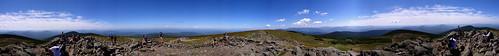 panorama mountain climb pano bald newhampshire peak bluesky nh hike summit warren moosilauke mtmoosilauke mountaintop baldtop 4000footer geo:lat=44022447 geo:lon=71831360 mountmoosilauke warrennewhampshire willmcelroy