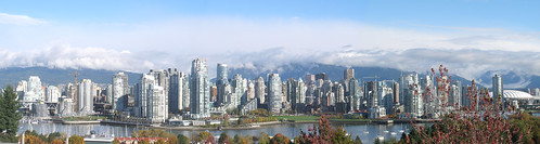 Vancouver Horizon October 15 | by quinet