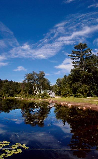 Wanakita Vertical Panorama