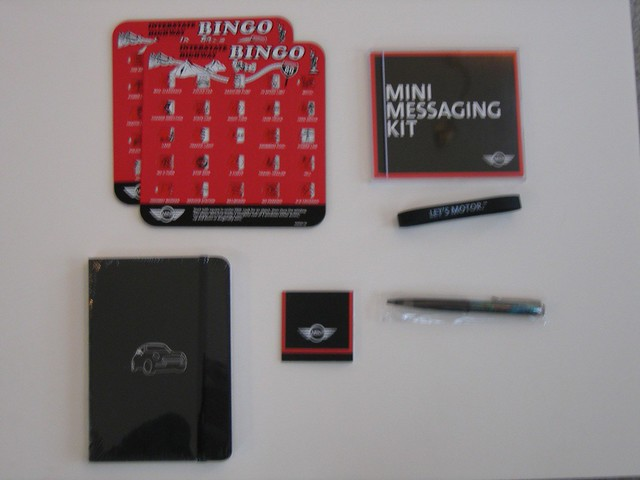 Mini Cooper Welcome Kit For Sale On Ebay Michael Marusin Flickr