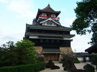 Kiyosu Castle | by Mr Wabu