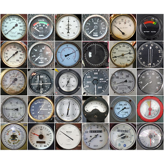squared circles - Gauges and Dials | by Leo Reynolds
