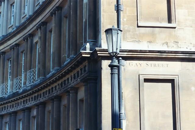 Gay Street in Bath