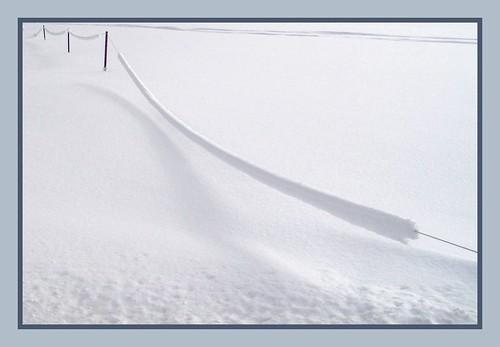 winter white snow ontario canada lines three patterns odt stayner tacomaartmuseum blueribbonwinner winnerzenelightenmentoct1807 bestminimalshot