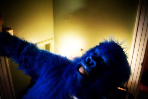 Sass Parilla - the Singing Gorilla