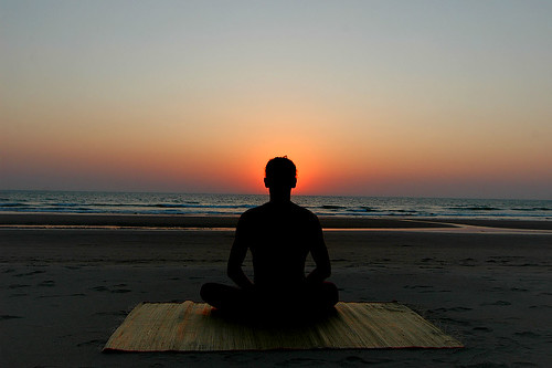 The radiance of yoga | by Venkatesh Katta
