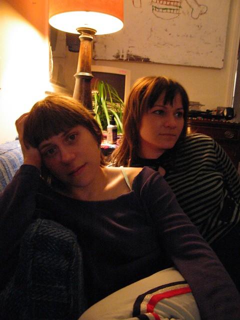 AbbyG and Donna