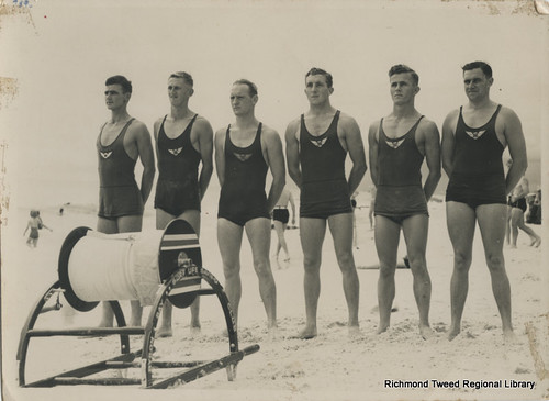 Byron Bay R & R Team, c1938 | by RTRL