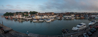 Weymouth harbour | by David J Pearson