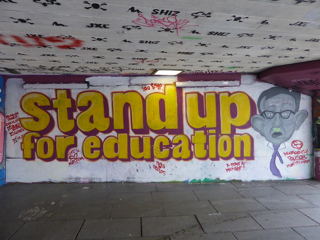 graffiti, Southbank
