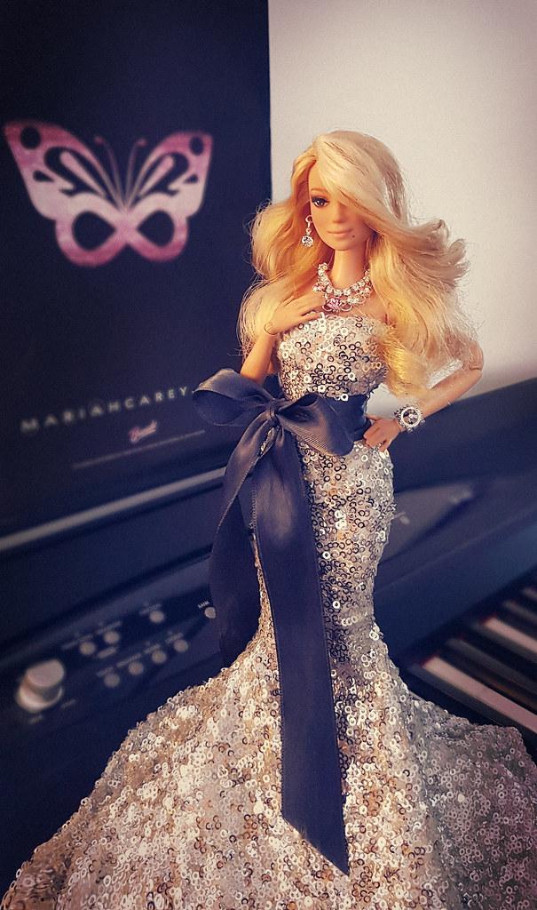 Mariah Carey My Ooak Mariah Carey Doll Darko Flickr