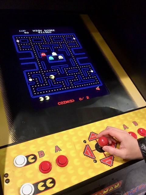 Pacman - Arcade Machine