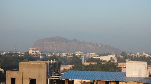 tamilnadu india dindigul sirumalairockfort sirumalai rockfort