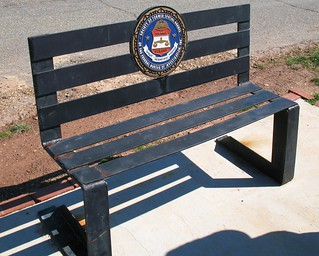 J. Edgar Hoover Bench | by Mr.TinDC