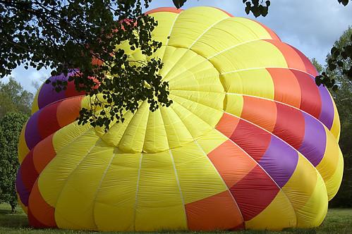 hotairballoon airalabama southernsunrise