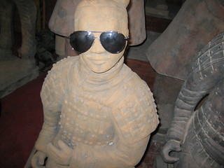 Terracotta Warriors - Aviators | by James Trosh