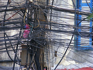 electric mess | by qantsi