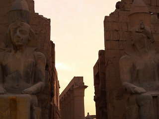 Luxor Temple | by mcgrayjr