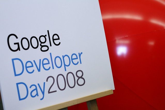 Welcome to the Google Developer Day