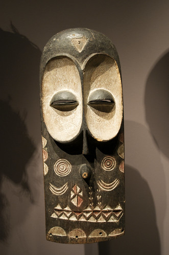 African mask | by Peter Rivera