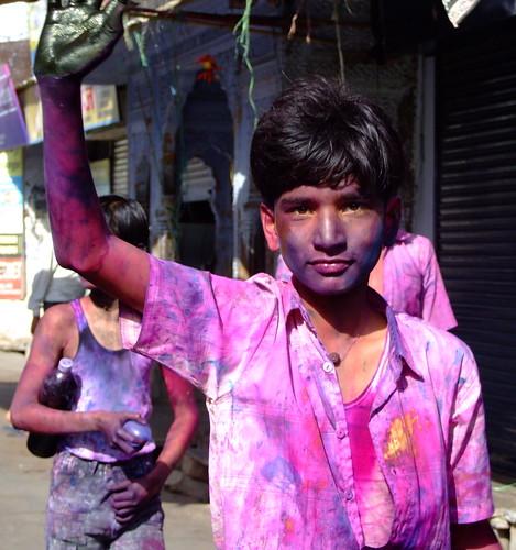 Happy Holi! | by judepics